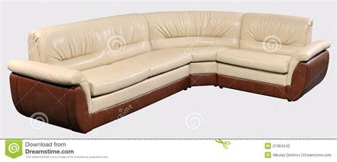 Sofa Cinta muebles blancos modernos arranque de cinta aislados