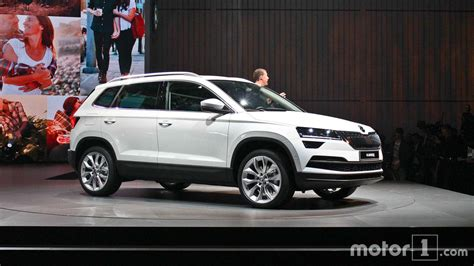 Volkswagen Skoda by Skoda Karoq To Become Vw Tharu In South America