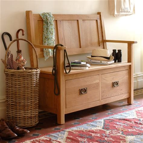 monks storage bench lyon oak monks storage bench l403 with free delivery
