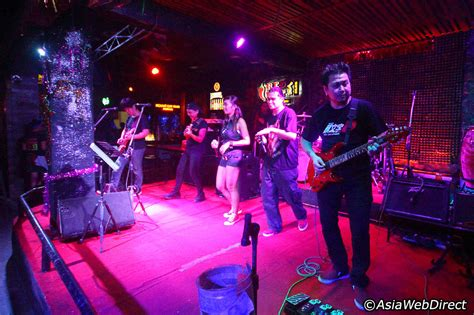 Top Bar Band Cover Songs by 5 Best Live Bars In Phuket Phuket Magazine