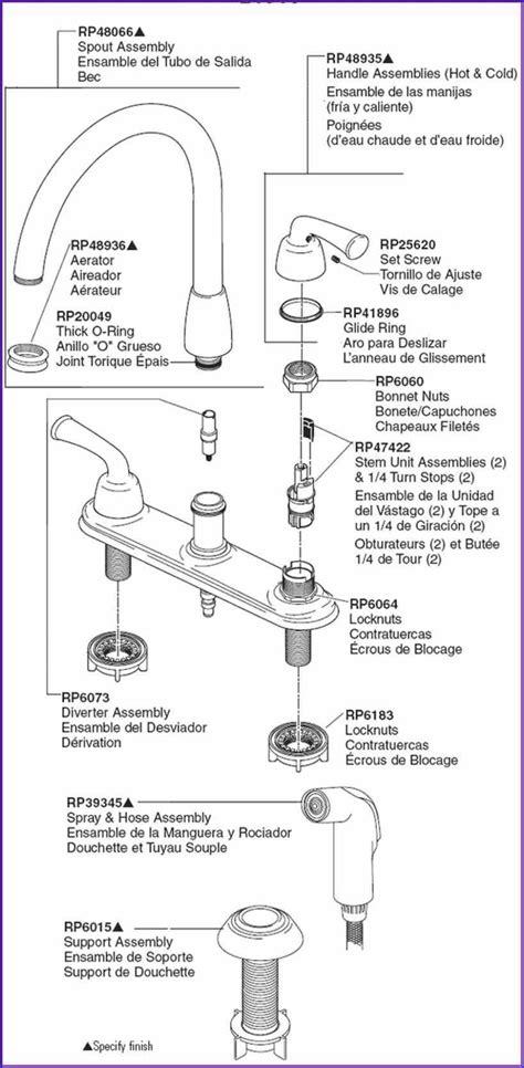 delta faucets parts diagram farmlandcanadainfo