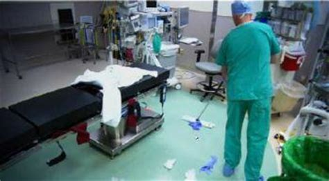 Cleaning Operating Rooms by Operating Room Cleaning Standards Solutions Designed For