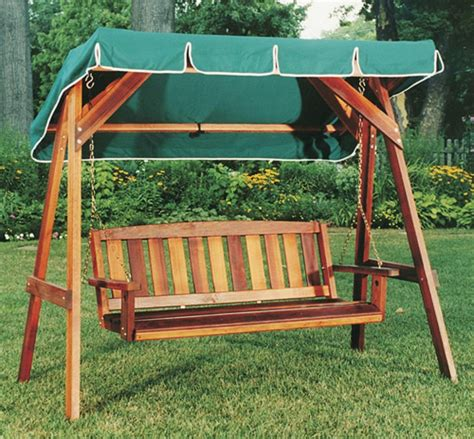 wood swing frame wood porch swing frame plans