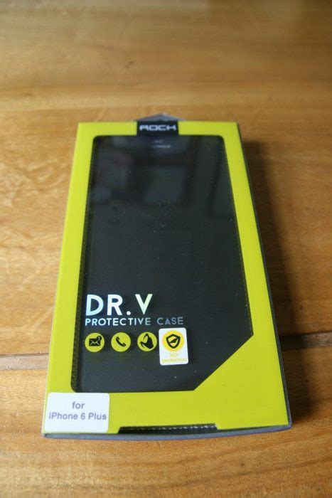 Rock Dr V Iphone 6 6 rock dr v protective for iphone 6 plus review