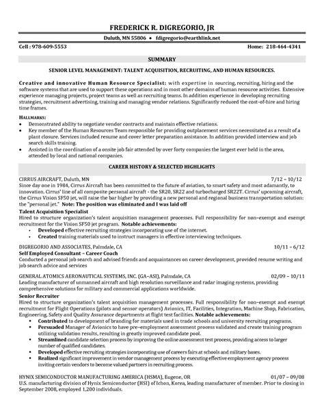 sle objective for resume sle objectives in resume for hrm 28 images cover letter sle for human resources 28 images