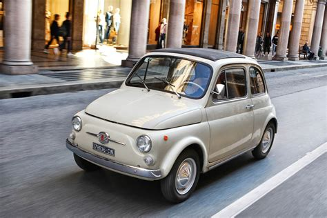 the fiat 500 the fiat 500 is now officially a work of modern