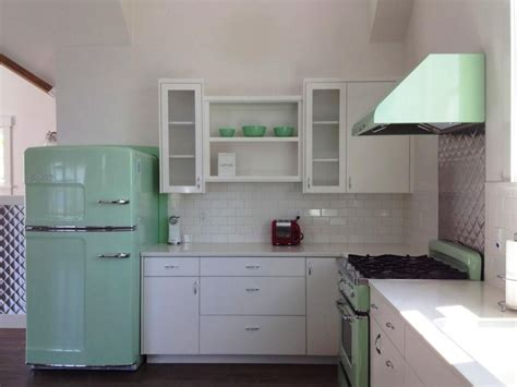 small vintage kitchen ideas elegant retro kitchen ideas best house design small