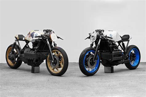 bmw k100rs custom custom bmw k100 cafe racer motor impuls