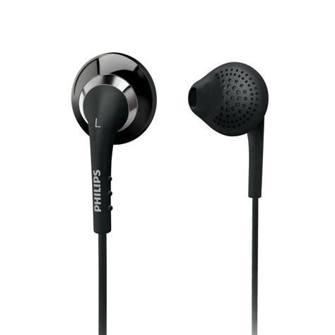 philips  ear earphones black  electronics