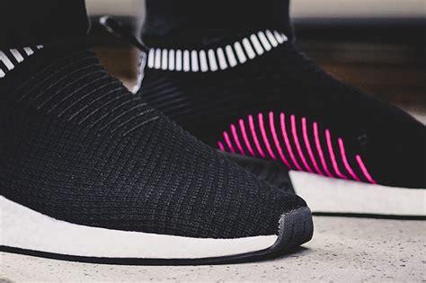 Adidas Nmd City Shock Black adidas nmd city sock 2 shock pink release date sneakerfiles