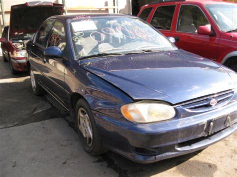 01 Kia Sephia Spoiler Kia Sephia 1998 98 1999 99 2000 00 2001 01 526805