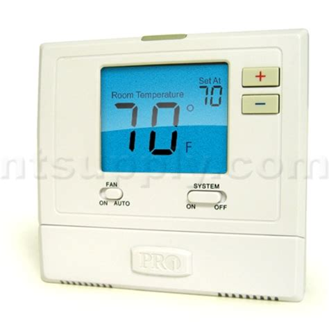swing setting on thermostat pro1iaq model t771 heat or cool only thermostat