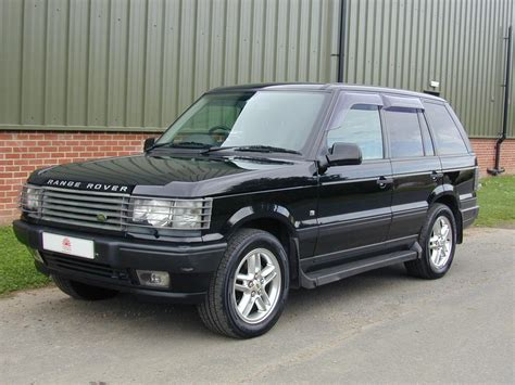 used 2000 land rover range rover for sale in