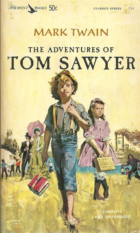 the adventures of tom mark twain s quot tom sawyer quot joe wheeler books