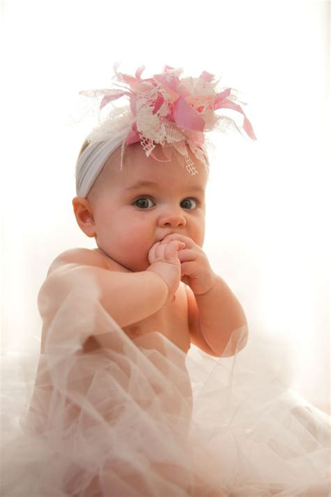 12 beautiful baby headbands with big bows 2015