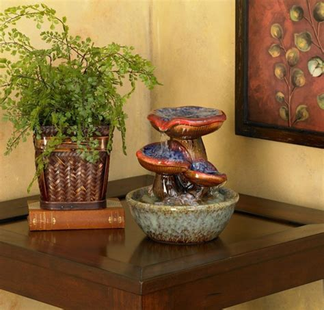 gorgeous indoor water fountains  home decor