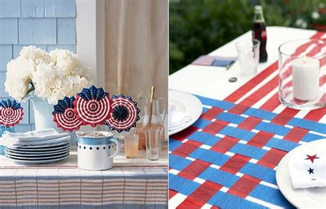 Decorating Ideas For July 4 4th Of July 2013 Home Decorating Ideas