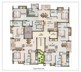 Floor Layout 3 Bedrooms Duplex Floor Flats Plan Design Photos Of