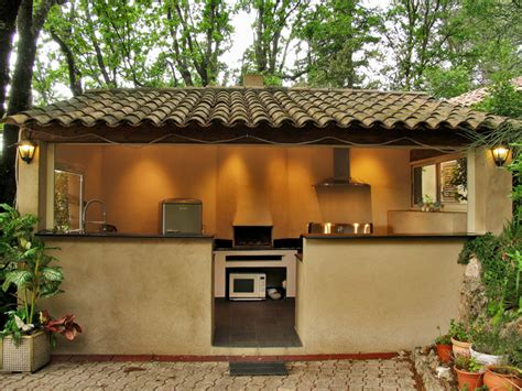 What Is A Summer Kitchen by Vvilla San Marco Lorgues Summer Kitchen