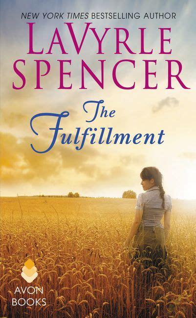 Novel Gagasmedia Lavyrle Spencer Loved the fulfillment lavyrle spencer paperback