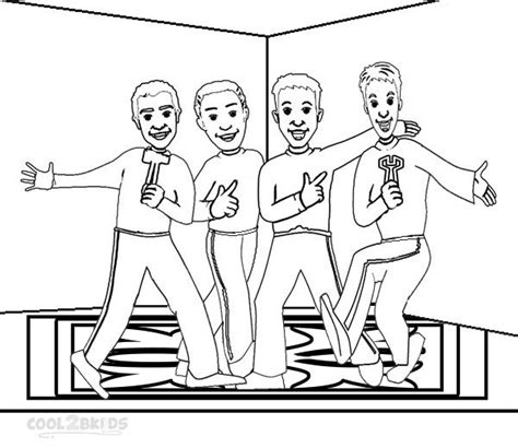wiggles coloring pages free coloring pages of the wiggles logo