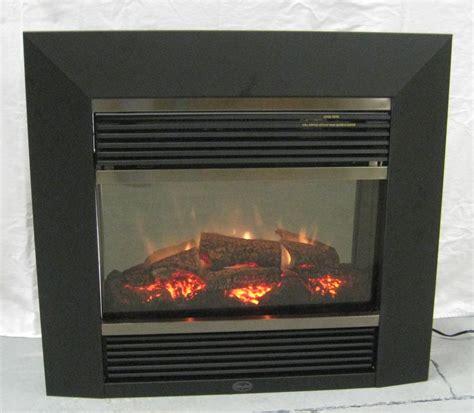 fireplace trim kit dimplex 26 in electric insert w large trim kit dfb5005 wesellit waterloo