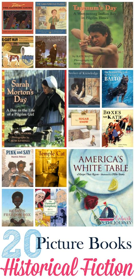 best historical fiction picture books 20 historical fiction picture books for elementary readers