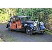 Classic 1948 Jaguar Owned By Deputy Chairman Of