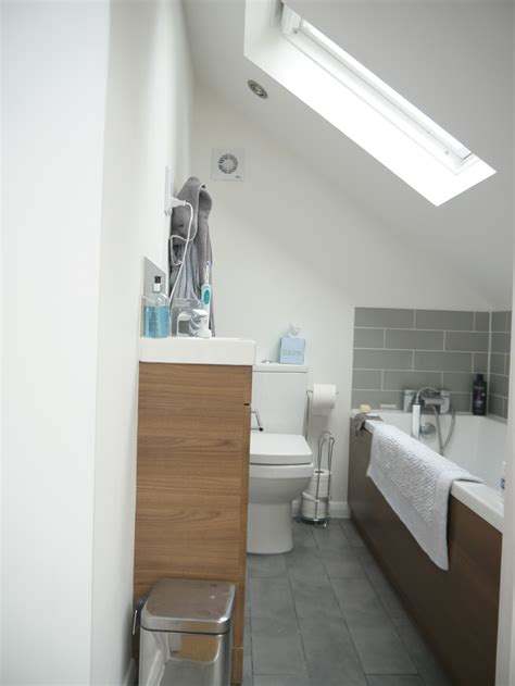 Story Bathroom by Extensive Renovations Including Single Storey Extension And Loft Conversion