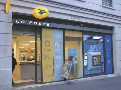 le bureau de poste la poste