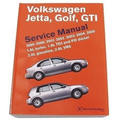 vw golf gti jetta repair manual 1999 2005 chilton 70403 vw 800 0119 vw8000119 vg05 volkswagen vw jetta golf gti 1999 2005 service repair