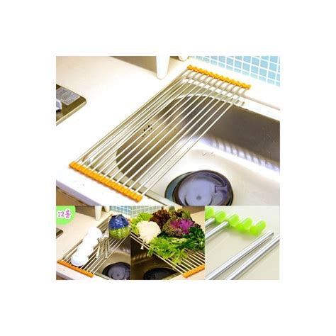the sink roll up drying rack the sink roll up drying rack himart