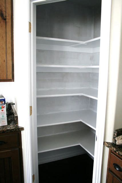 Corner Pantry Shelving by Corner Pantry Ideas Search Kitchen
