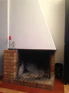 cheminee foyer ouvert et tubage