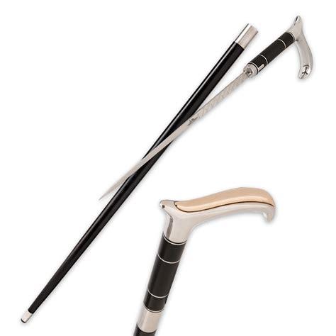 custom sword canes unitedcutlery gil hibben west custom sword