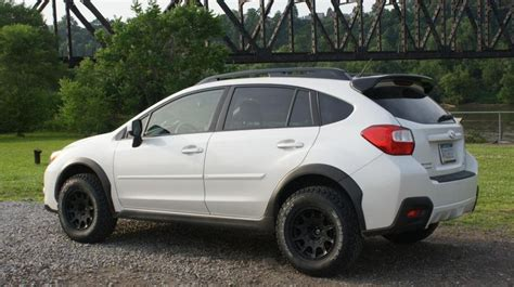 subaru outback offroad wheels method rally wheels on 14 crosstrek 05 outback xt 11