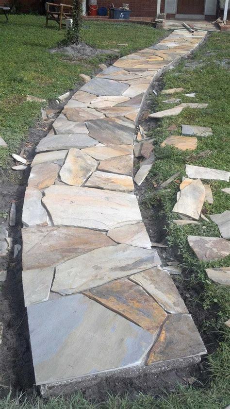 568 best images about flagstone paving longsight nursery