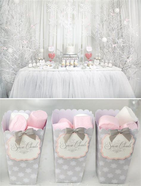 winter baby shower decorations 25 best ideas about baby shower winter on