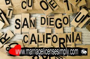 San Diego County Marriage License Records The Clergy Network Southern California Ca Wedding Officiant