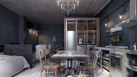 House Plans With Lofts Est 250 Dio De 40 M 178 Com Estilo Industrial Casa Vogue