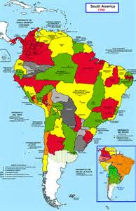 usa and south america map south america other maps