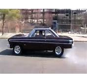 64 Ford Falcon Burnout  YouTube