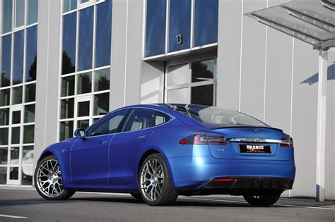 Tesla Model S Mods Brabus Mods Tesla Model S