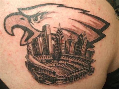 eagle tattoo gang 59 best philadelphia eagles tattoos images on pinterest