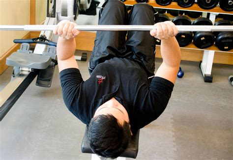 bench press definition 15 exercises for a toned upper body this summer trendify