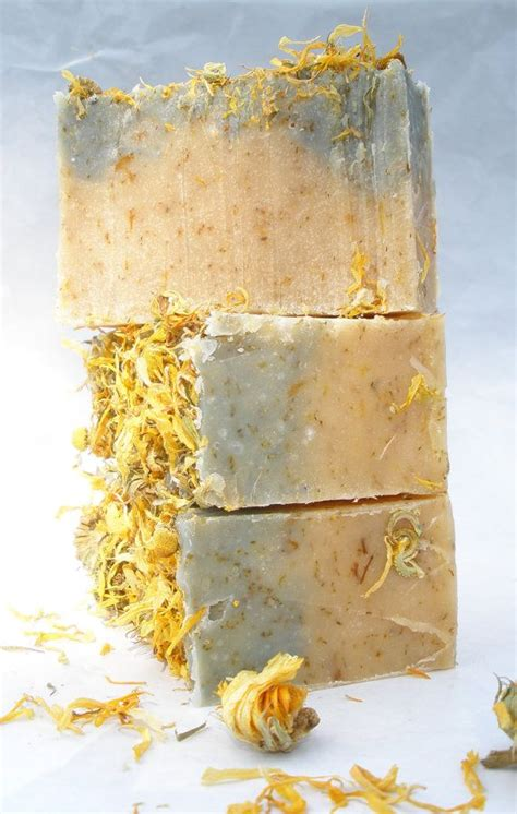 Handmade Soap Price - last bar at a discount price chamomile tea calendula