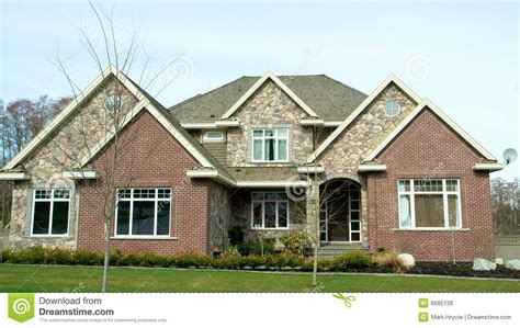 house exterior royalty free stock image image 9586736 house exterior stock photo image of rock roofing yard