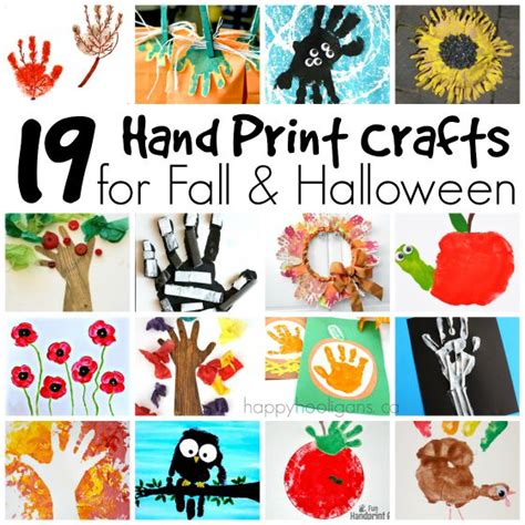 and crafts for toddlers 19 easy and adorable handprint crafts for fall happy