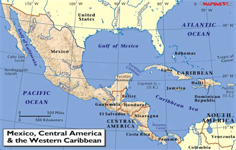 map of western mexico hrw world atlas mexico central america the western