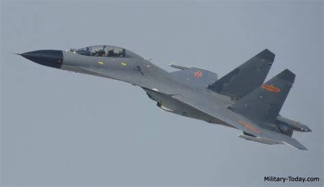 Shenyang J-11 Air Superiority Fighter | Military-Today.com J 11